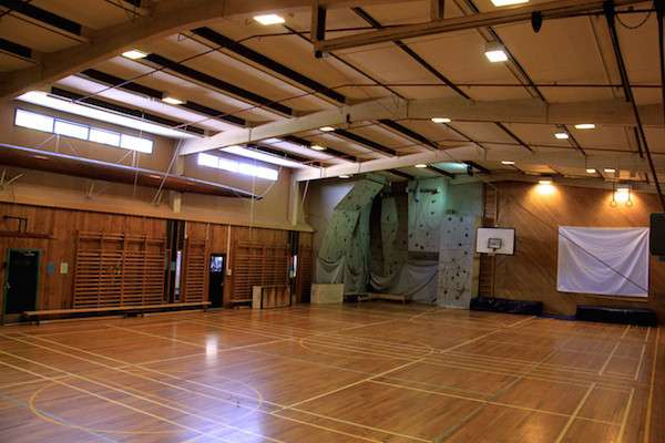 Gymnasium 2 - Facilities - Our Facilities - About Us  -  Tauranga Boys' College