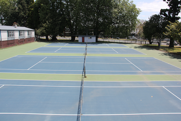 Tennis Courts - Facilities - Our Facilities - About Us  -  Tauranga Boys' College