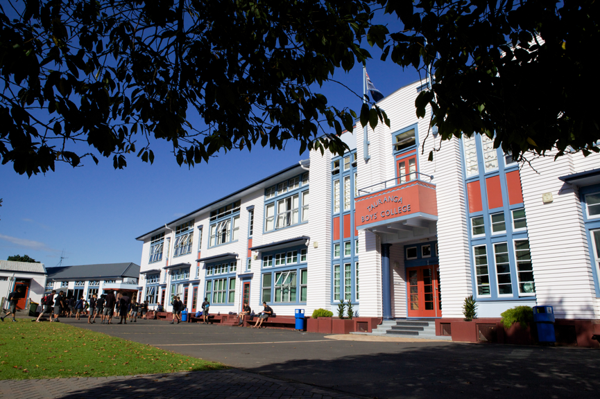 About TBC - About Us  -  Tauranga Boys' College