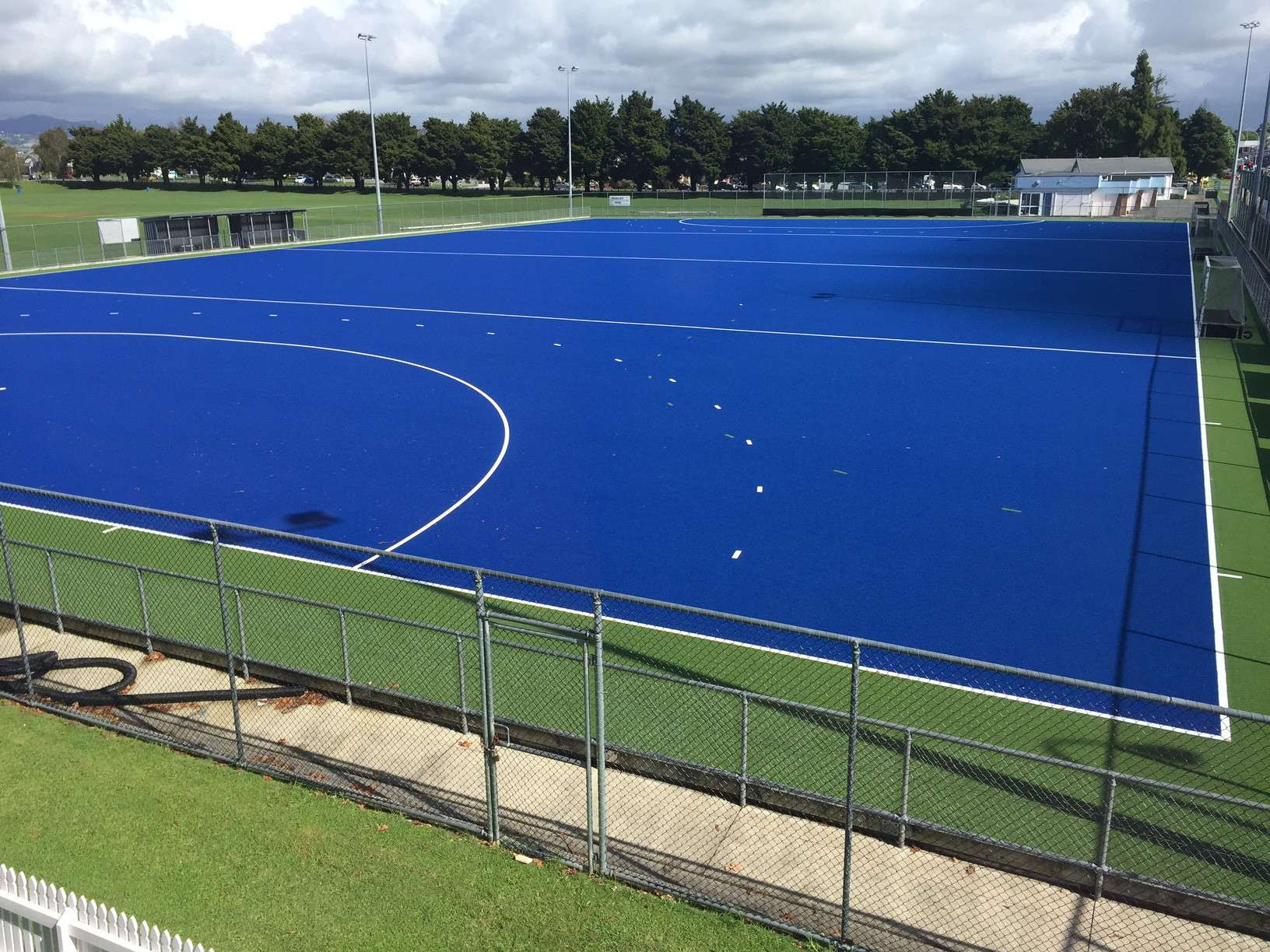 All Weather Turf - Facilities - Our Facilities - About Us  -  Tauranga Boys' College