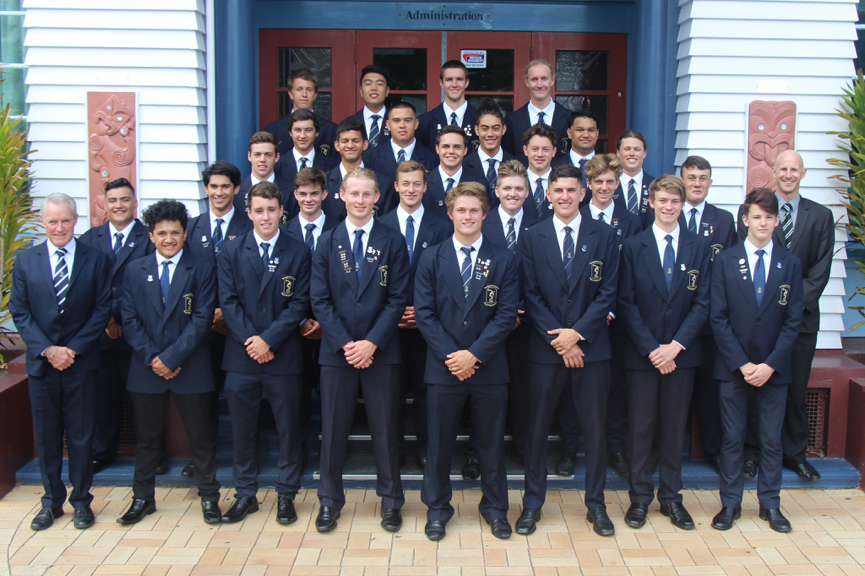 Students - Our People - About Us  -  Tauranga Boys' College