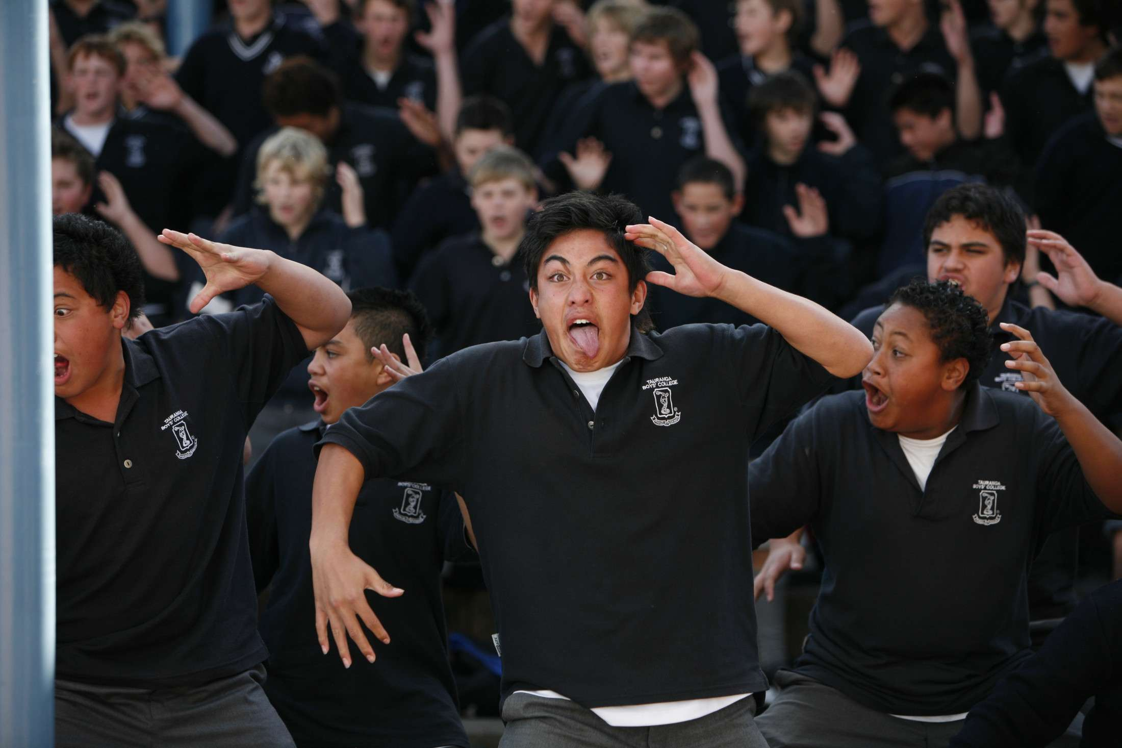 Arts | Culture - Our Programmes - About Us  -  Tauranga Boys' College