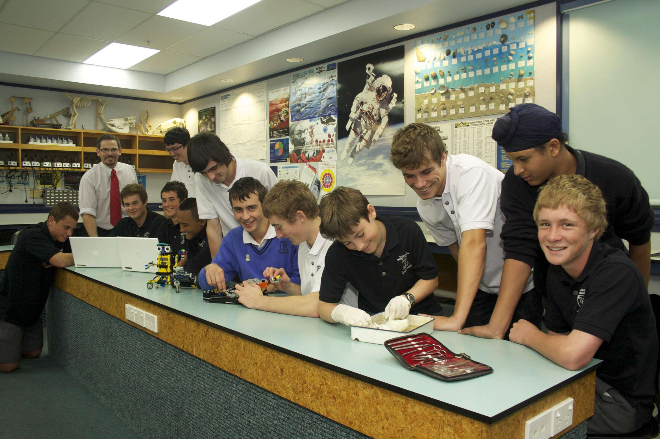 Our Programmes - About Us  -  Tauranga Boys' College