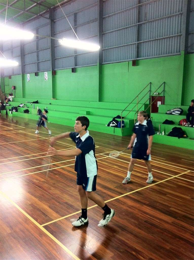 Badminton - How to get involved - Titan Sports  -  Tauranga Boys' College