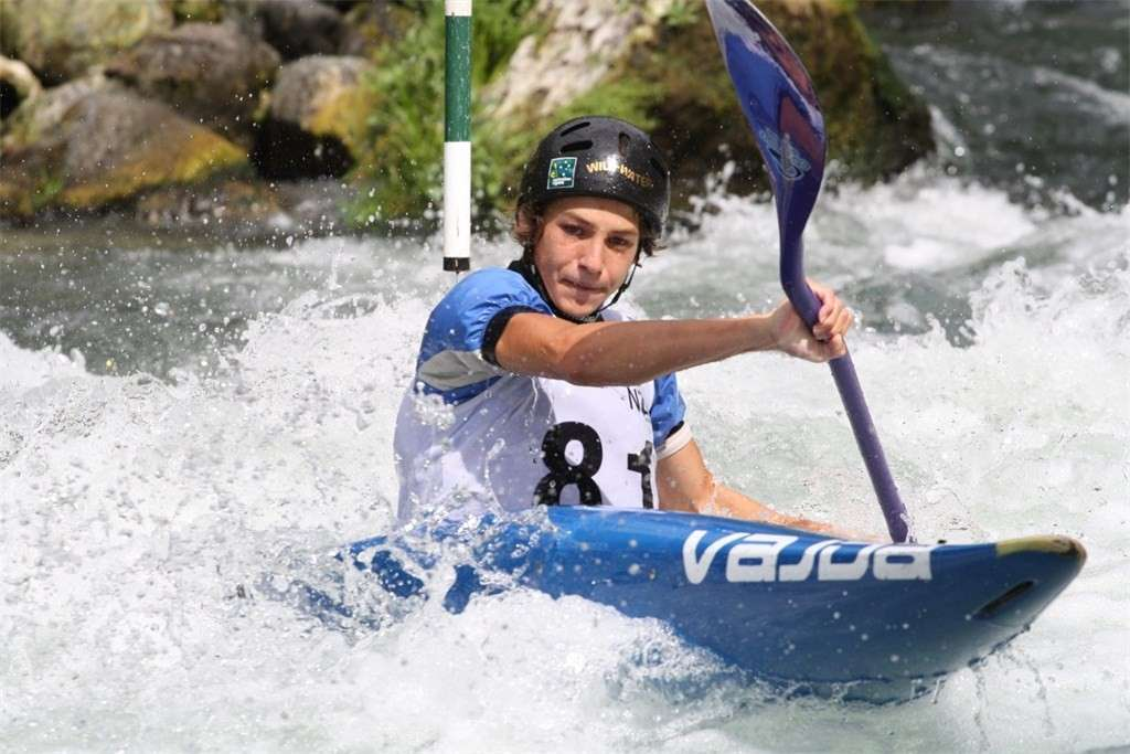 Canoe Slalom - Summer Sports - Titans Sports  -  Tauranga Boys' College
