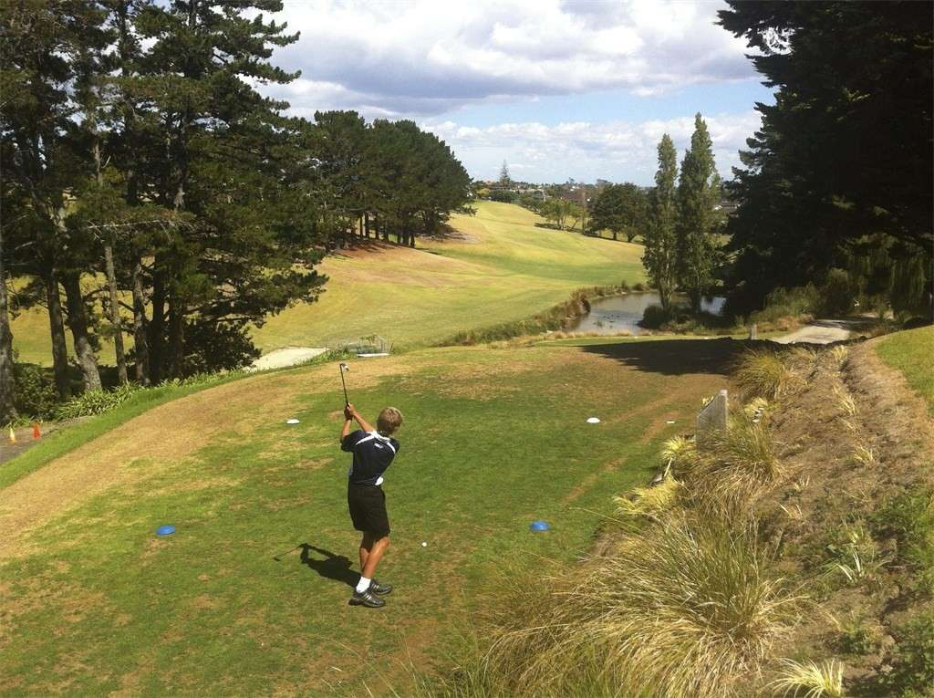 Golf - How to get involved - Titan Sports  -  Tauranga Boys' College