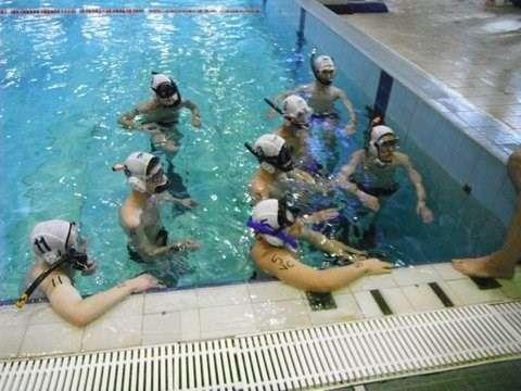 Underwaterhockey