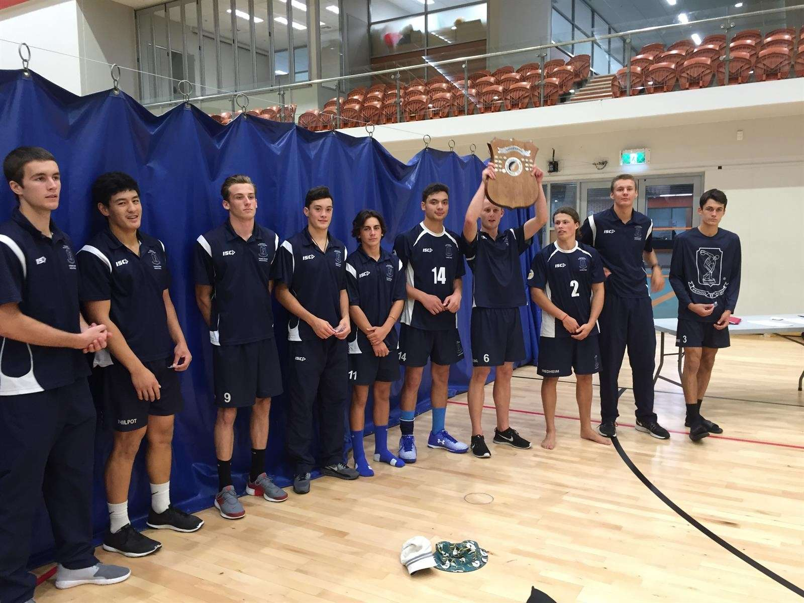 Volleyball - Super 8 - Sports News - About - Titan Sports  -  Tauranga Boys' College