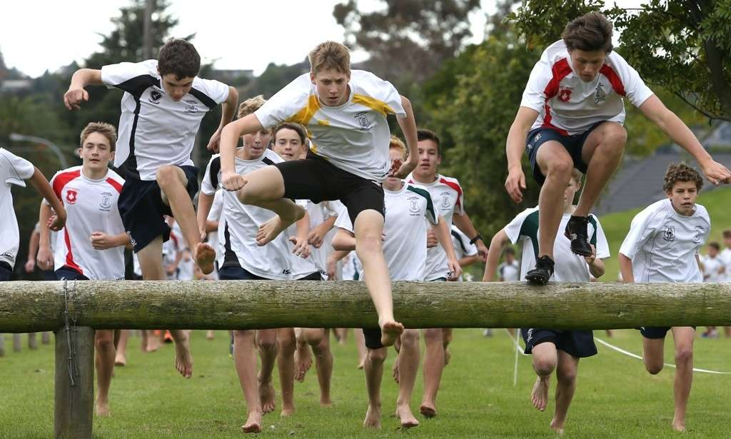 Cross Country - Winter Sports - Titans Sports  -  Tauranga Boys' College