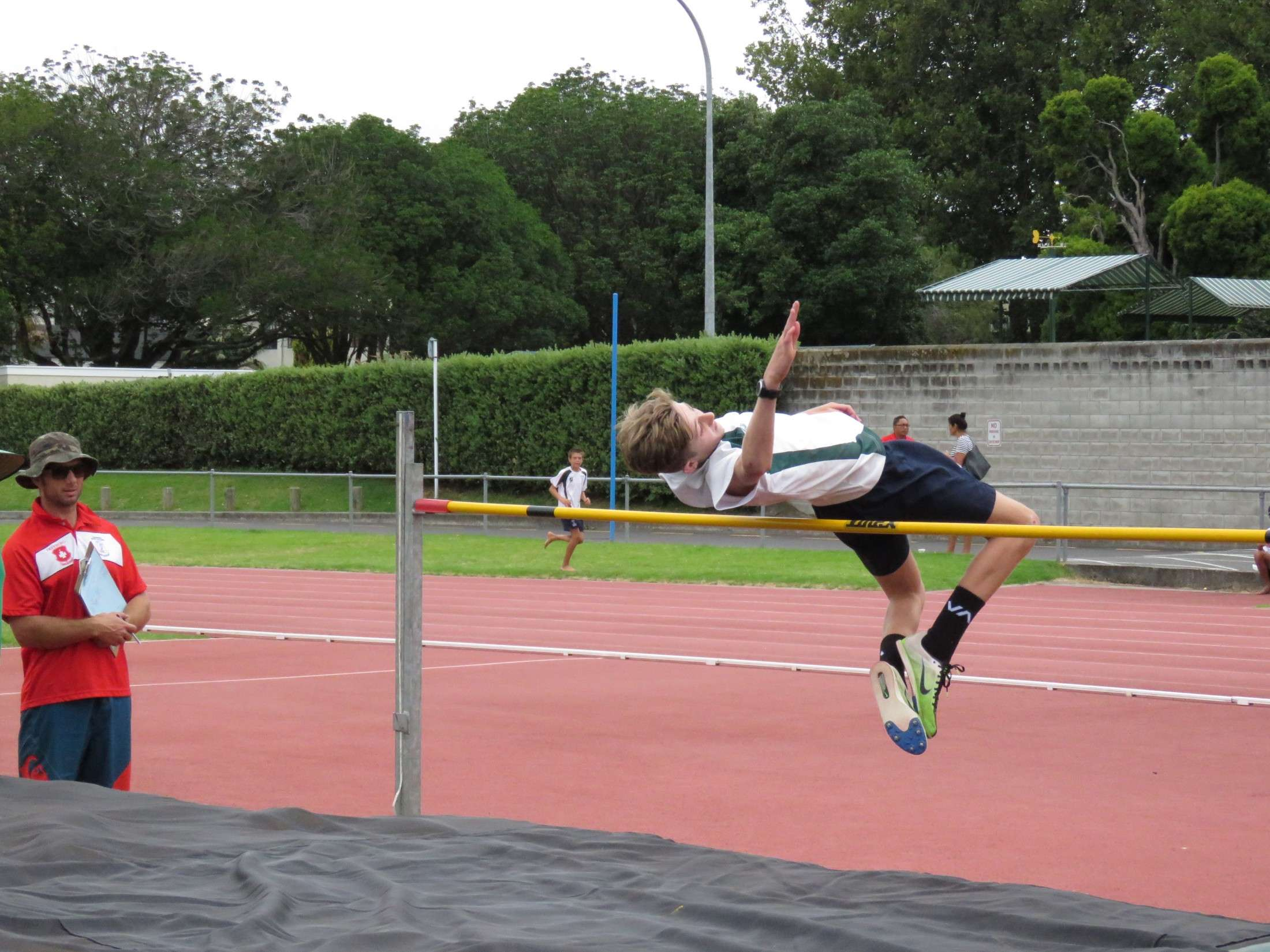 Athletics - How to get involved - Titans Sports  -  Tauranga Boys' College