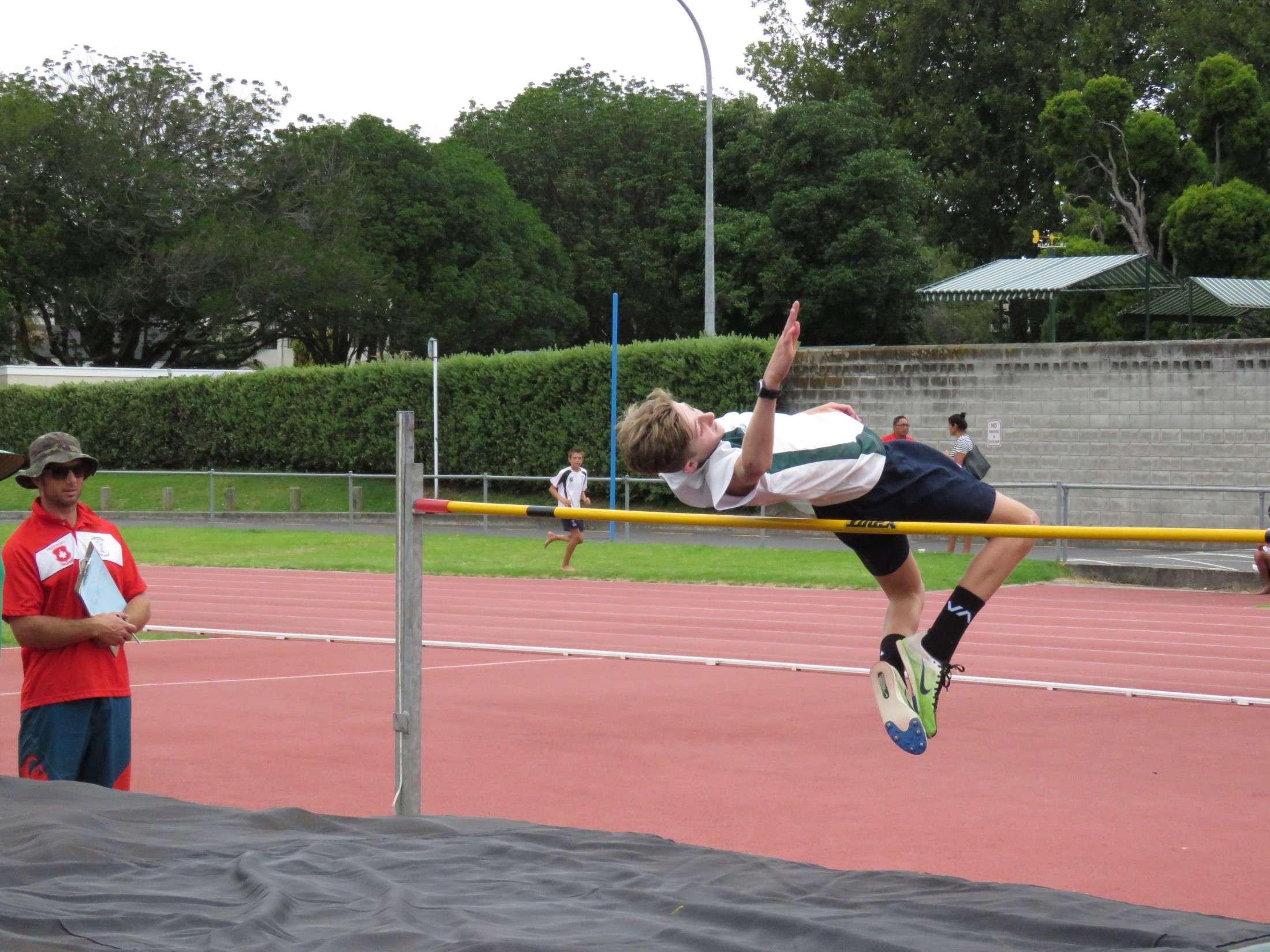 Athletics - How to get involved - Titans Sports  -  Tauranga Boys' College