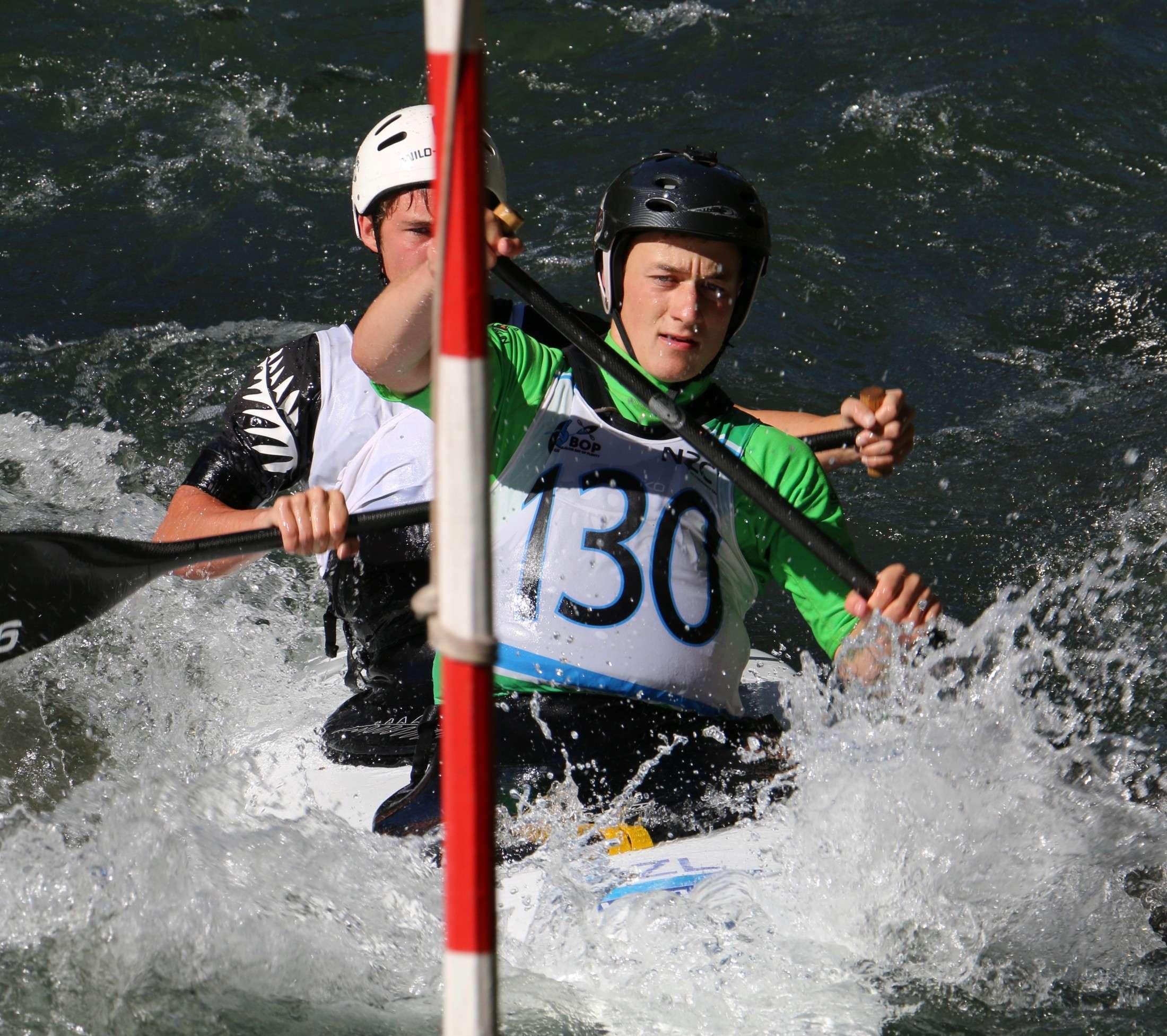 Canoe Slalom - How to get involved - Titans Sports  -  Tauranga Boys' College