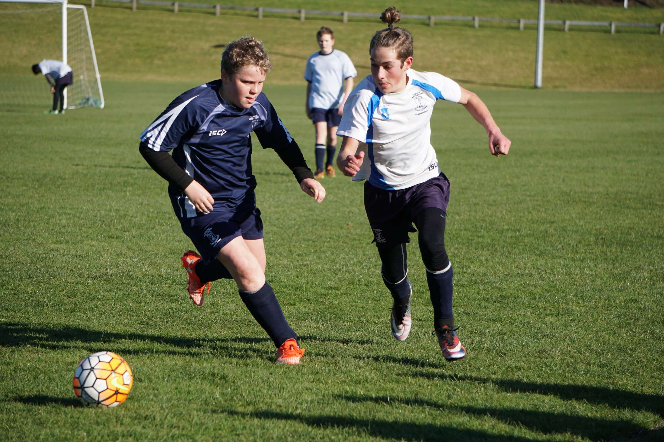 Football - Winter Sports - Titans Sports  -  Tauranga Boys' College