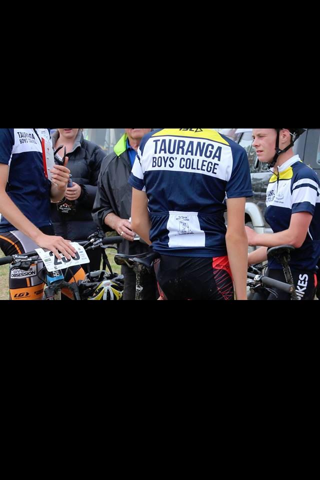 MTB - How to get involved - Titans Sports  -  Tauranga Boys' College