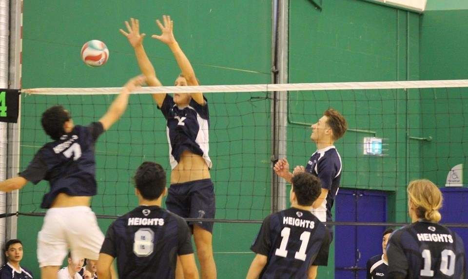 Volleyball  -  Tauranga Boys' College