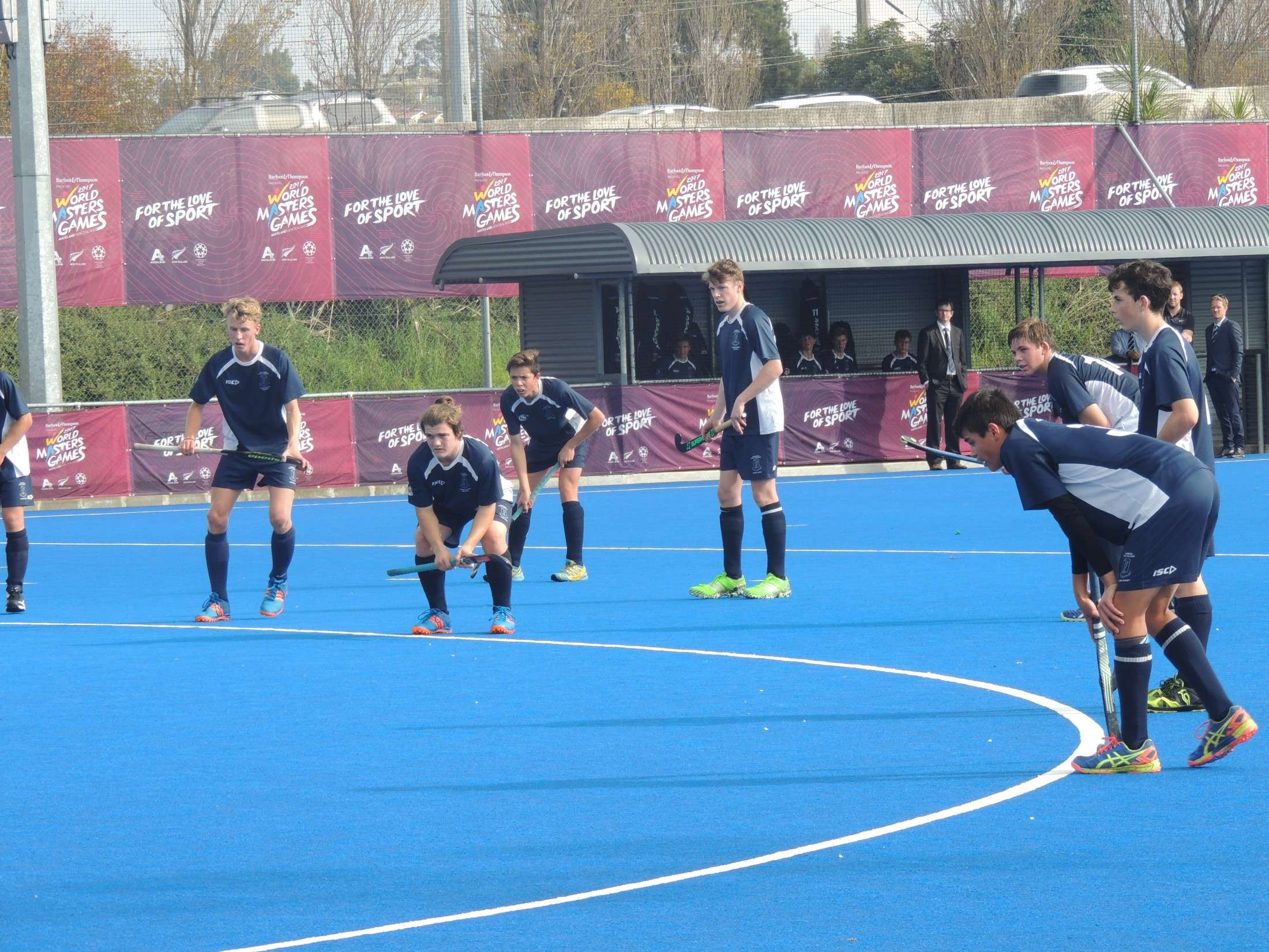 Hockey - Winter Sports - Titans Sports  -  Tauranga Boys' College