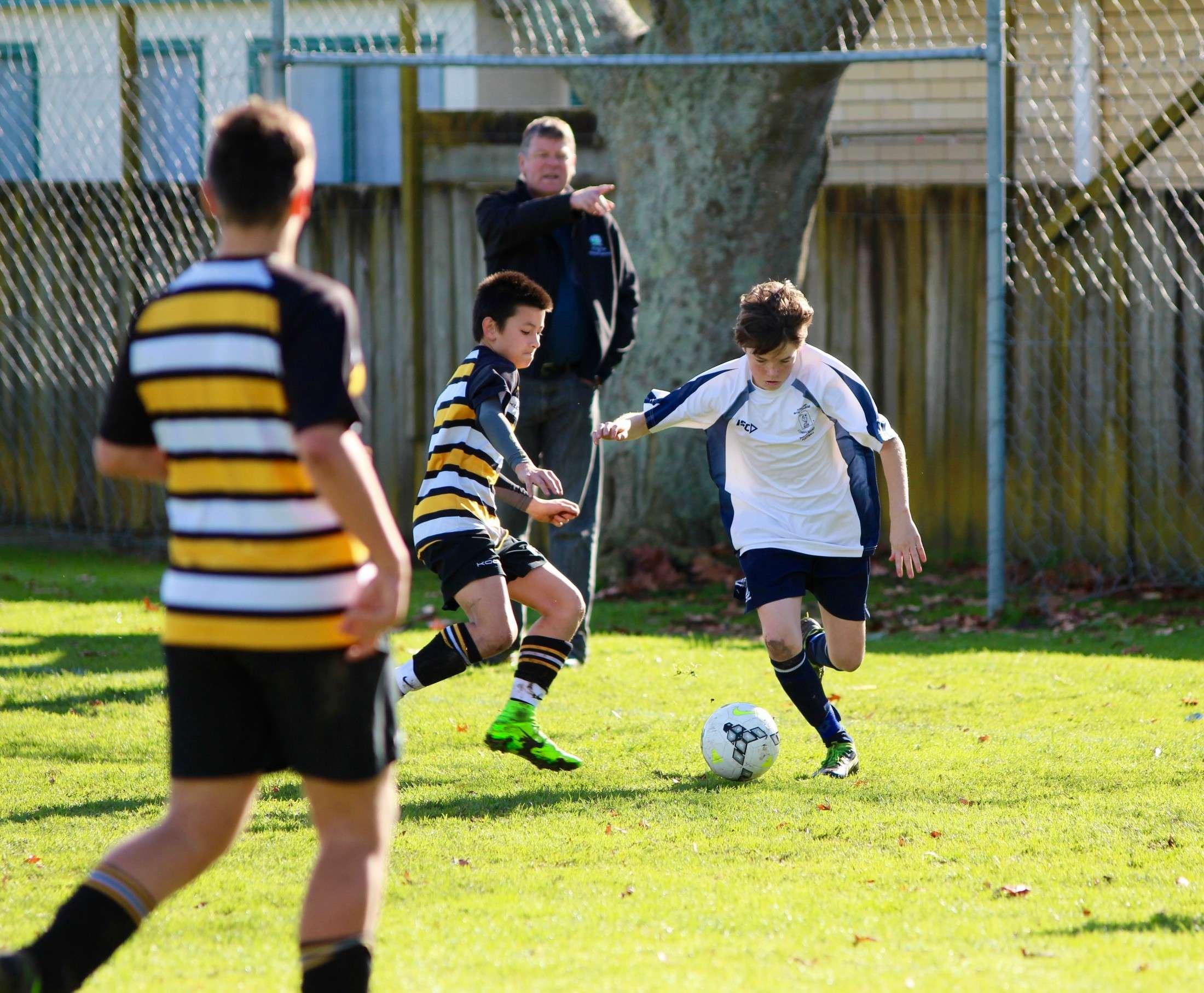 Football - How to get involved - Titan Sports  -  Tauranga Boys' College