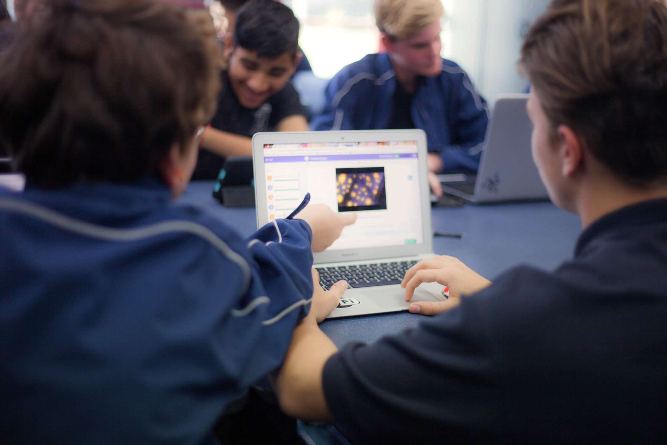 Photos, Videos and Student Experiences  -  Tauranga Boys' College