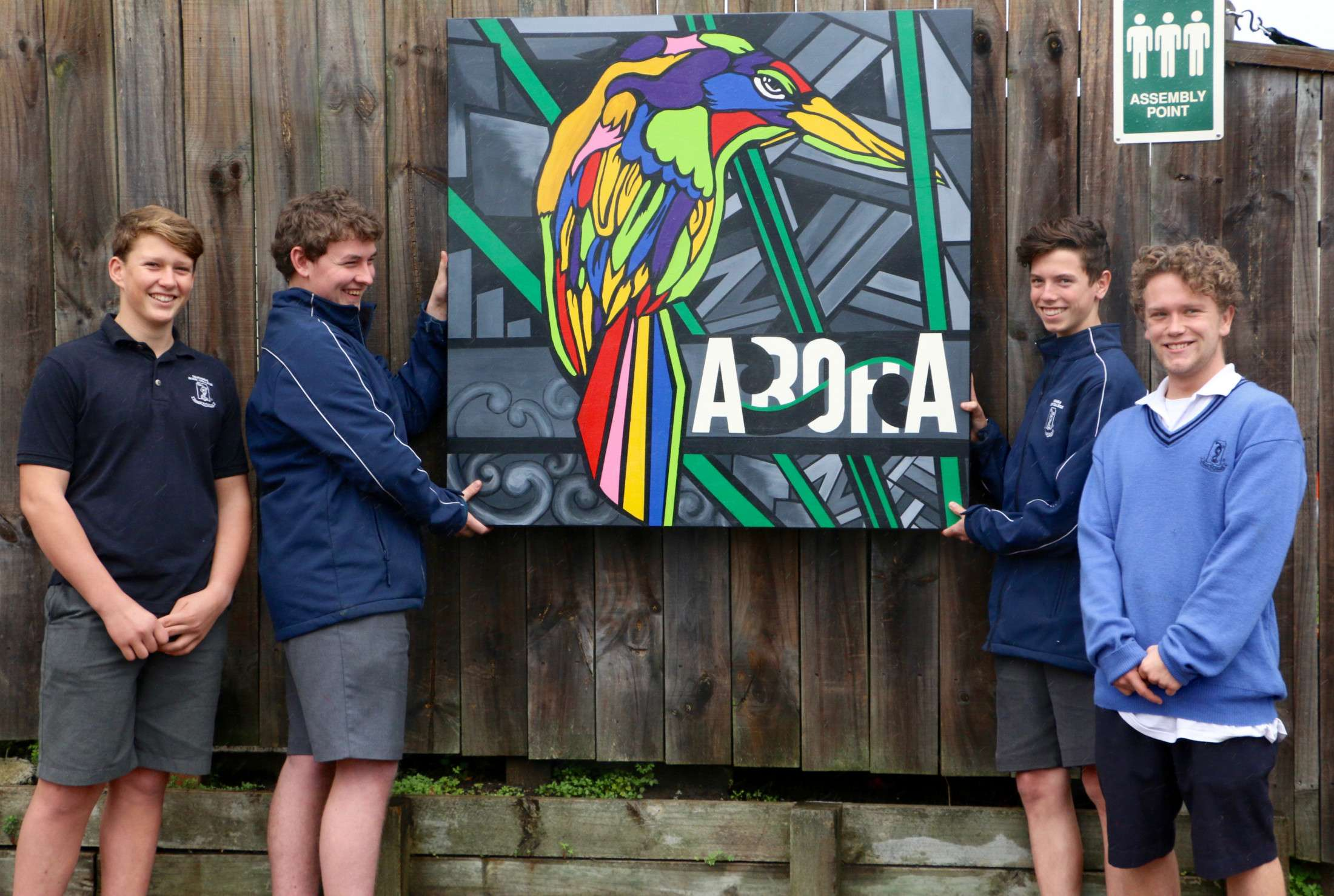 Art Club - VISUAL ARTS  -  Tauranga Boys' College