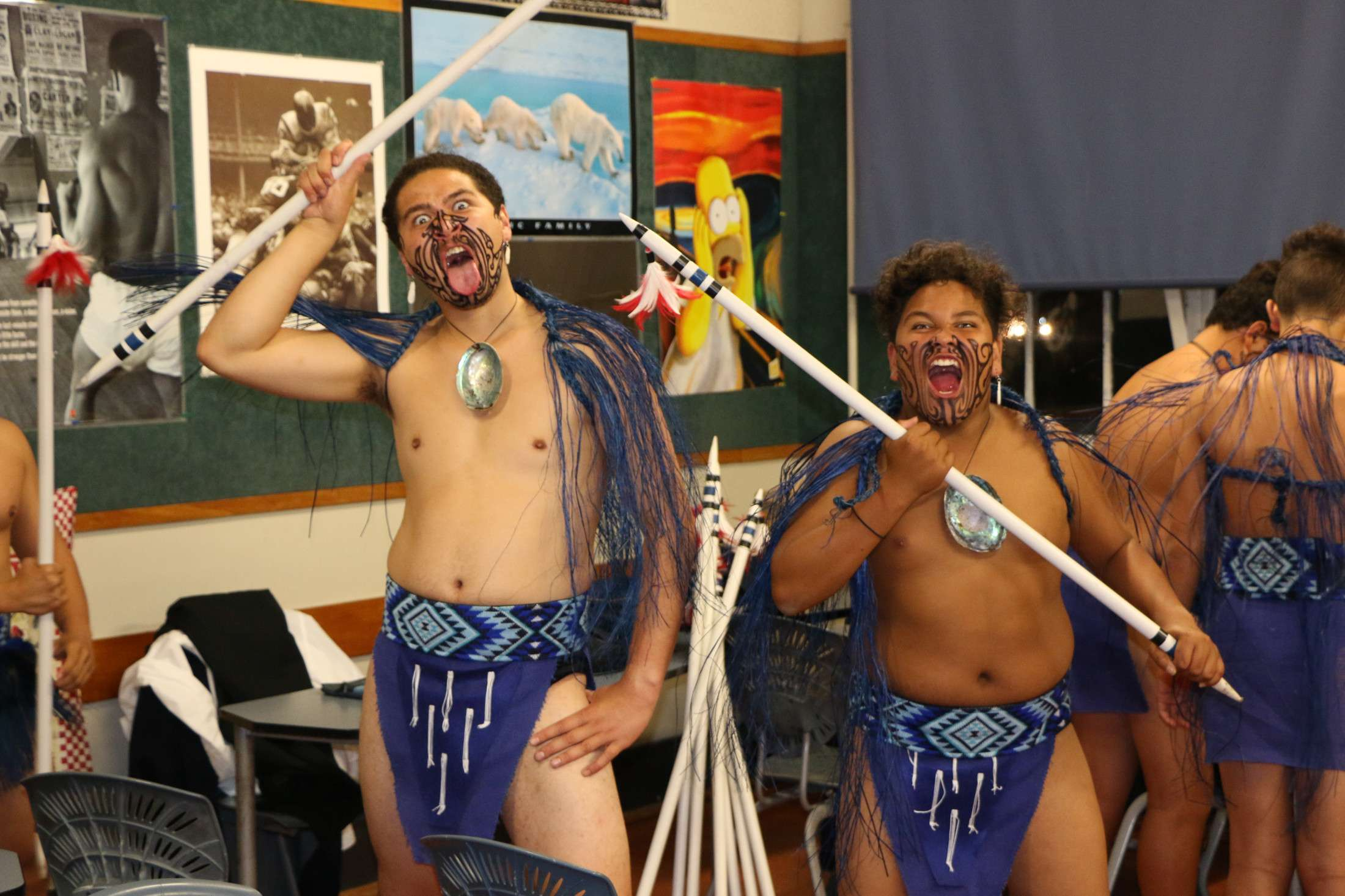 Kapahaka - Cultural  -  Tauranga Boys' College