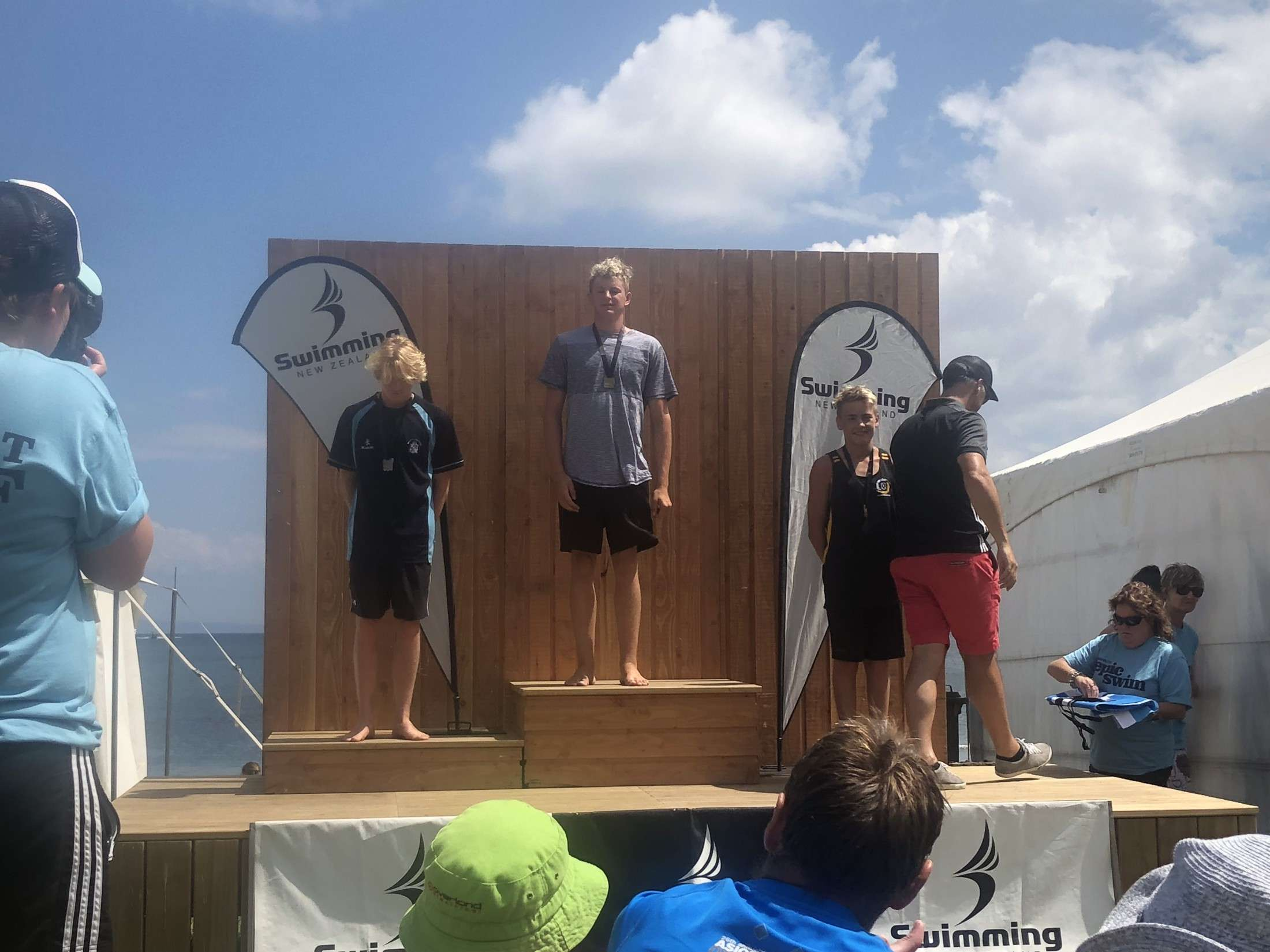 NZSS Open Water Swimming Champs
