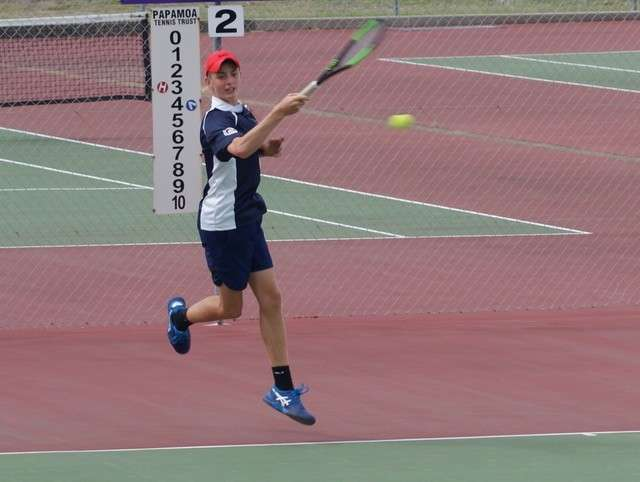 Tennis Super 8 - Sports News - About - Titans Sport  -  Tauranga Boys' College