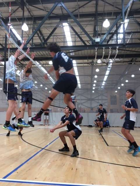 Super 8 Volleyball - Sports News - About - Titans Sport  -  Tauranga Boys' College