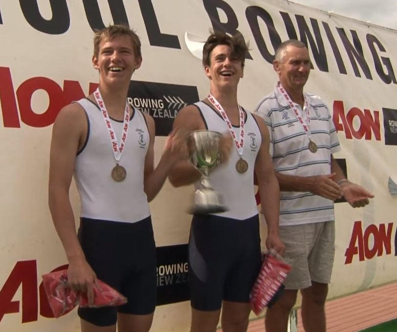 NZSS Rowing - Maadi Cup - Sports News  -  Tauranga Boys' College