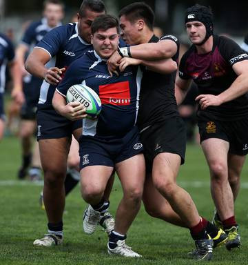 Rugby - Winter Sports - Titans Sports  -  Tauranga Boys' College