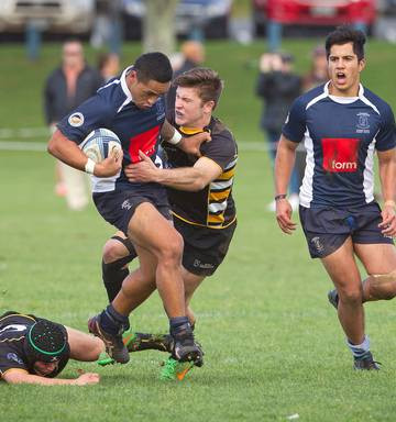 Draws and Results - Rugby - Winter Sports - Titans Sport  -  Tauranga Boys' College