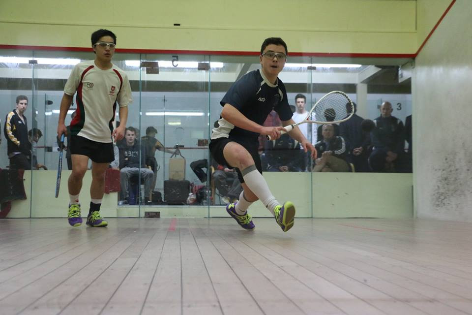 Squash - Winter Sports - Titans Sport  -  Tauranga Boys' College