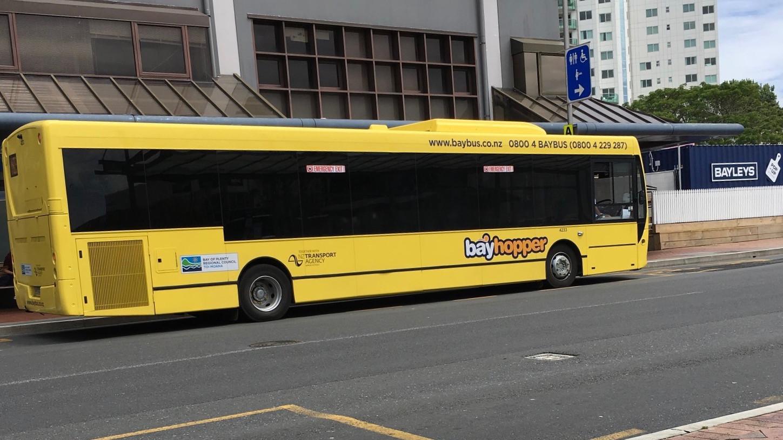 Bus Information - Enrolment  -  Tauranga Boys' College